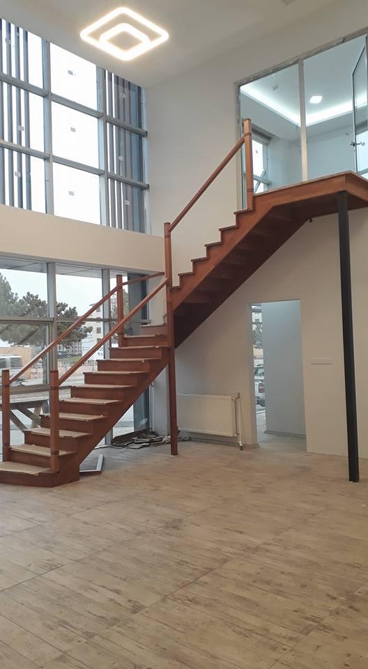 Ahşap Merdiven 10